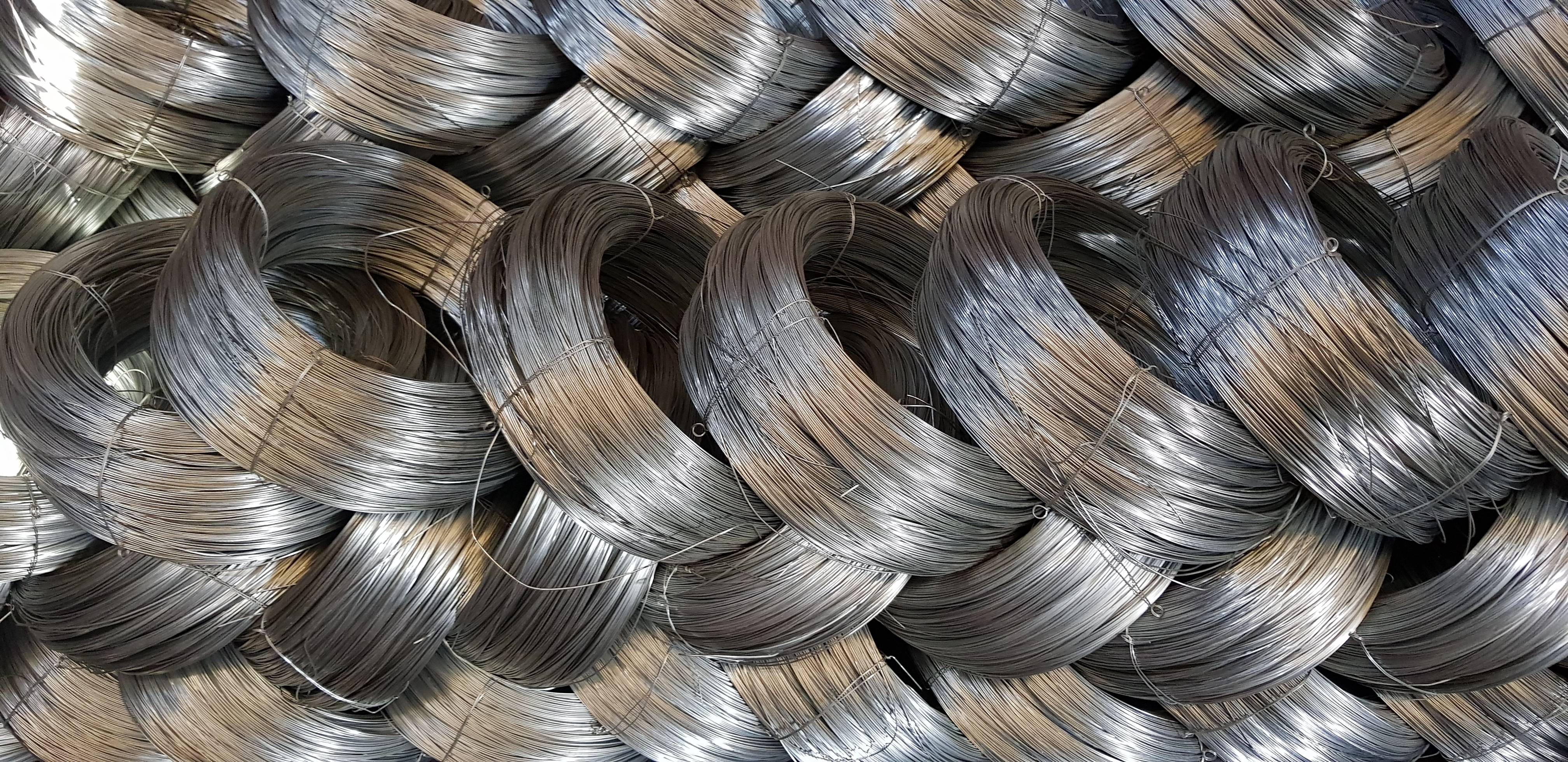 Cold Dip GI Wire